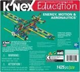 "Конструктор K'NEX Education ""Энегргия, Движение и Аэронавтика"""